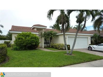 Oakland Park Single Family Home Backup Contract-Call LA: 1983 NW 45th St