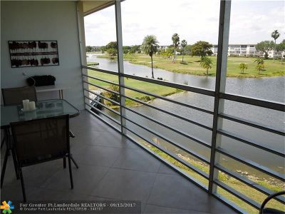 Coconut Creek Rental For Rent: 4701 Martinique Dr #A4