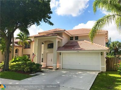Boca Raton Single Family Home For Sale: 10160 Aqua Vista Way