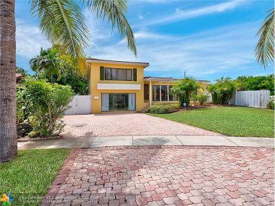 Boca Raton Single Family Home For Sale: 1425 NE 4th Ct