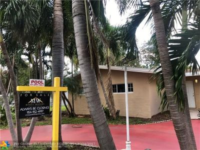 Aventura Single Family Home For Sale: 20120 NE 26th Ave
