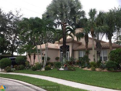 Boynton Beach Single Family Home Backup Contract-Call LA: 6522 Arno Way