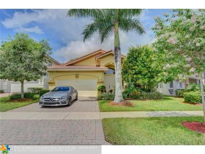 Lake Worth Single Family Home For Sale: 9179 Silver Glen Way