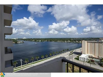Hollywood Condo/Townhouse For Sale: 1201 S Ocean Dr #1610N