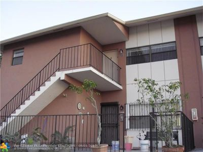 Miami Condo/Townhouse For Sale: 13351 SW 17th Ln #8