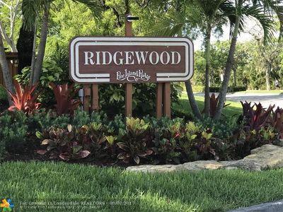 Davie Condo/Townhouse Backup Contract-Call LA: 9147c SW 23 St #9147C
