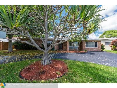 Deerfield Beach Single Family Home For Sale: 1017 SE 9th Ave