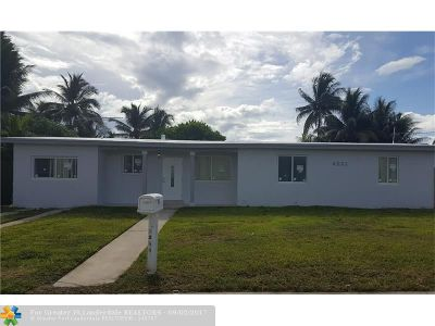 Miami Single Family Home For Sale: 4221 SW 109th Ct