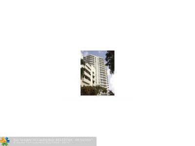 Fort Lauderdale Condo/Townhouse For Sale: 401 SW 4th Ave #1600