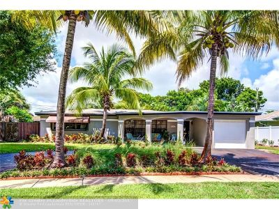 Boca Raton Single Family Home For Sale: 2251 NE 4th Ave
