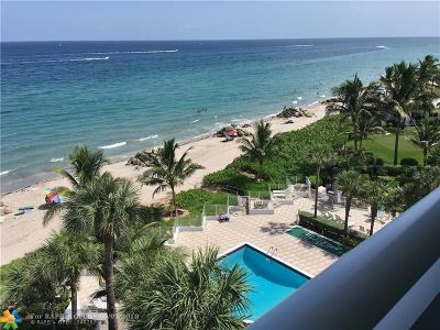 Deerfield Beach Condo/Townhouse For Sale: 500 SE 21st Ave #711