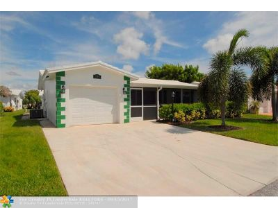 Pompano Beach Single Family Home For Sale: 191 NW 29th Ct