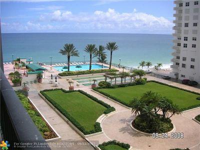 Rental For Rent: 4280 Galt Ocean Dr #9G