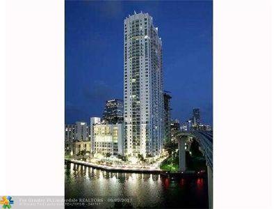 Miami Condo/Townhouse For Sale: 41 SE 5th St #1906