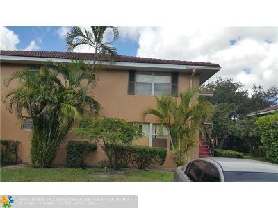 Pembroke Pines Condo/Townhouse For Sale: 783 NW 104 #201