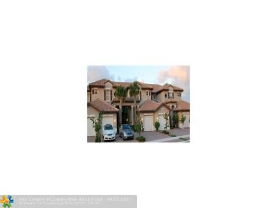 Parkland Condo/Townhouse For Sale: 8209 NW 128th Ln #18F