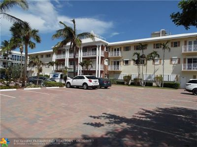 Hillsboro Beach Condo/Townhouse For Sale: 1199 Hillsboro Mile #125