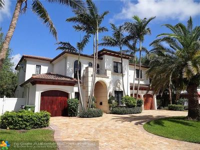 Coral Ridge, Coral Ridge 21-50 B, Coral Ridge Add, Coral Ridge Country Club Single Family Home For Sale: 2721 NE 18th St