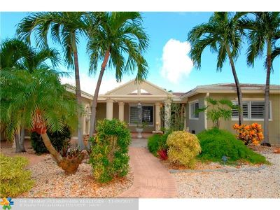 Fort Lauderdale FL Single Family Home For Sale: $699,000