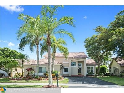 Weston Single Family Home Backup Contract-Call LA: 1178 Laguna Springs Dr