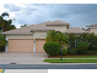 Boca Raton Single Family Home For Sale: 9868 Palma Vista Way