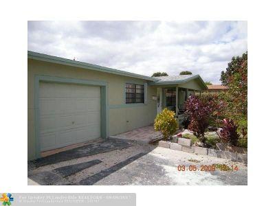 Pompano Beach Single Family Home For Sale: 440 NE 31st St
