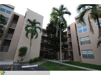 Davie Condo/Townhouse For Sale: 9410 Live Oak Pl #307