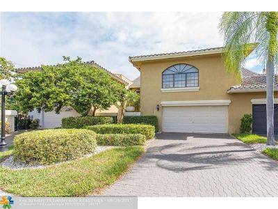 Boca Raton Condo/Townhouse For Sale: 22879 El Dorado Dr #22879