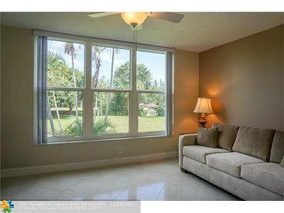 Pompano Beach Condo/Townhouse For Sale: 2650 S Course Dr #209