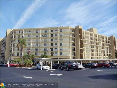 Deerfield Beach Condo/Townhouse For Sale: 1629 Riverview Rd #321