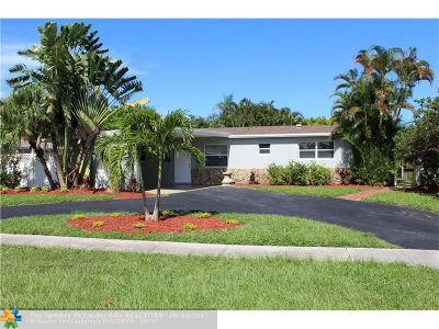 Deerfield Beach Single Family Home For Sale: 1682 SE 8th Ave