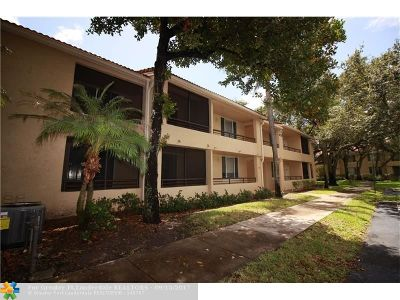 Coconut Creek Condo/Townhouse For Sale: 841 Lyons Rd #24-205