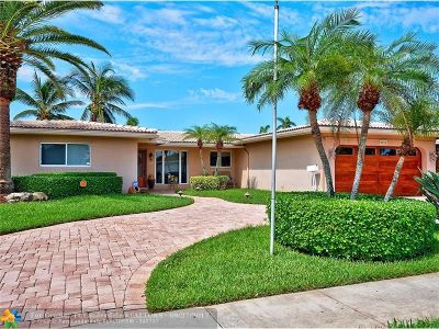 Pompano Beach Single Family Home For Sale: 821 SE 5th Ave