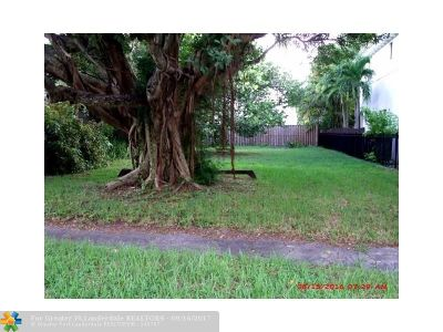 Fort Lauderdale Residential Lots & Land For Sale: 1005 SE 6th St