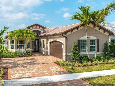 Boynton Beach Single Family Home For Sale: 12802 Bonnington Range Dr