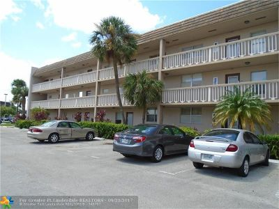 Tamarac Condo/Townhouse For Sale: 5980 NW 64th Ave #109