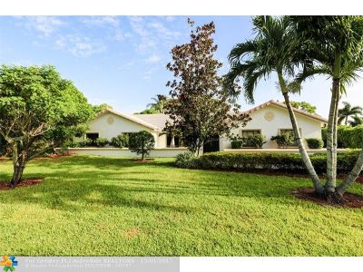 Boynton Beach Single Family Home For Sale: 4507 Pine Tree Dr