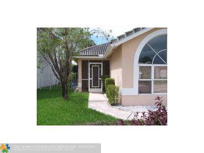 Boca Raton Rental For Rent: 21321 Millbrook Ct