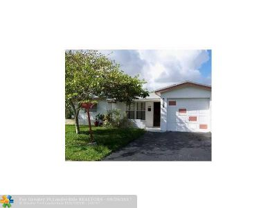 Lauderdale Lakes Single Family Home Backup Contract-Call LA: 3521 NW 34th Ave