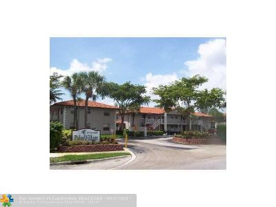Coral Springs Rental For Rent: 8750 Royal Palm Blvd #3-215