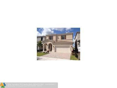 Miami Single Family Home For Sale: 696 NE 191st St