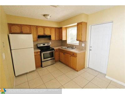 Fort Lauderdale Rental For Rent: 1407 NE 15th St
