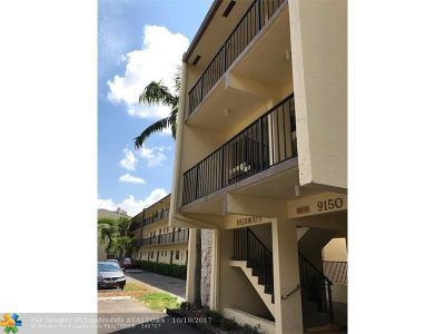 Coral Springs Rental For Rent: 9150 NW 38th Dr #205