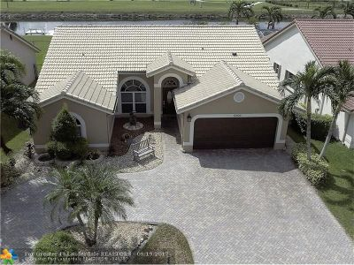 Coral Springs Single Family Home For Sale: 12404 SW 1st St