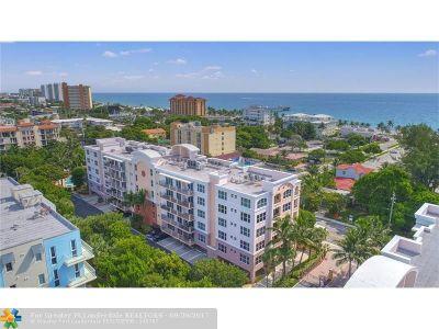 Deerfield Beach Condo/Townhouse For Sale: 101 SE 20th Avenue #303