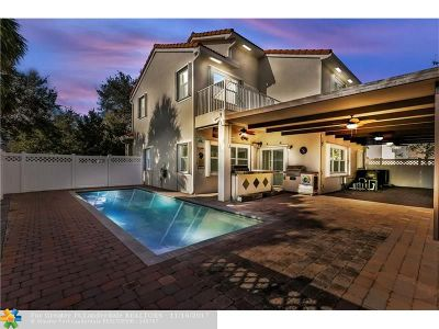 Pembroke Pines Single Family Home Backup Contract-Call LA: 7490 NW 21st Pl