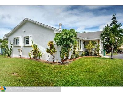 Fort Lauderdale Single Family Home For Sale: 4532 SW 34th Ter