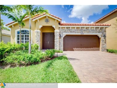 Lake Worth Single Family Home For Sale: 7823 Patriot St