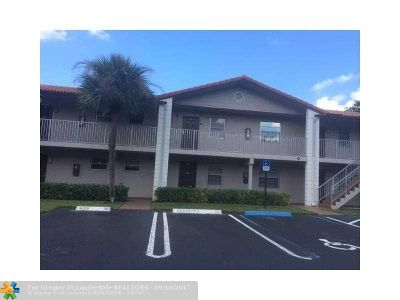Coral Springs Rental For Rent: 8770 Royal Palm Blvd #2-204