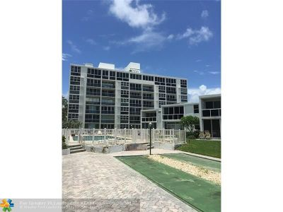 Fort Lauderdale Rental For Rent: 1200 N Fort Lauderdale Beach Blvd #101